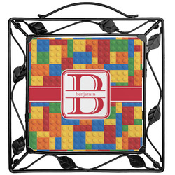 Building Blocks Trivet (Personalized)