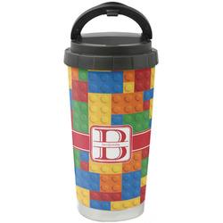 Building Blocks Stainless Steel Travel Mug (Personalized)