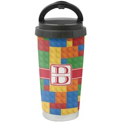 Building Blocks Stainless Steel Travel Mug (Personalized)