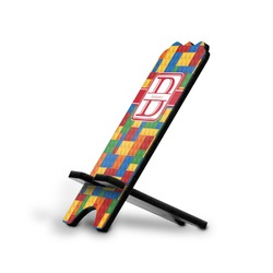 Building Blocks Stylized Phone Stand (Personalized)