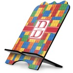 Building Blocks Stylized Tablet Stand (Personalized)