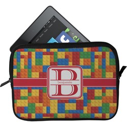 Building Blocks Tablet Case / Sleeve (Personalized)
