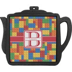 Building Blocks Teapot Trivet (Personalized)