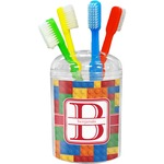 Building Blocks Toothbrush Holder (Personalized)