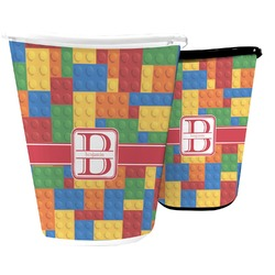 Building Blocks Waste Basket (Personalized)