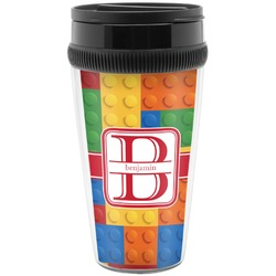 Building Blocks Travel Mugs (Personalized)