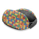 Building Blocks Travel Neck Pillow