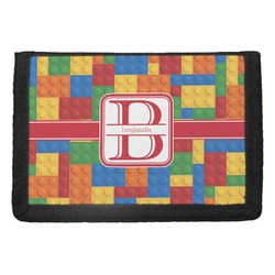 Building Blocks Trifold Wallet (Personalized)