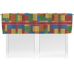 Building Blocks Valance (Personalized)