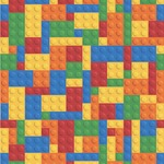 Building Blocks Wallpaper & Surface Covering