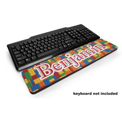 Building Blocks Keyboard Wrist Rest (Personalized)