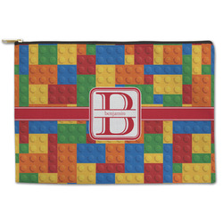 Building Blocks Zipper Pouch (Personalized)