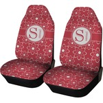 Atomic Orbit Car Seat Covers (Set of Two) (Personalized)