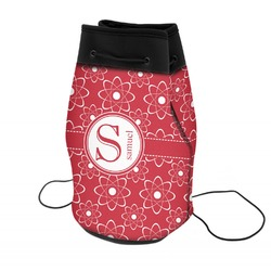 Atomic Orbit Neoprene Drawstring Backpack (Personalized)