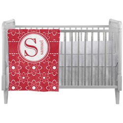 Atomic Orbit Crib Comforter / Quilt (Personalized)