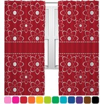 Atomic Orbit Curtains (2 Panels Per Set) (Personalized)