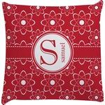 Atomic Orbit Decorative Pillow Case (Personalized)