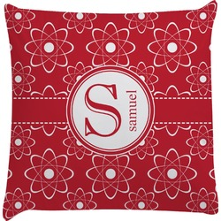 Atomic Orbit Decorative Pillow Case (Personalized)
