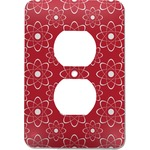 Atomic Orbit Electric Outlet Plate (Personalized)
