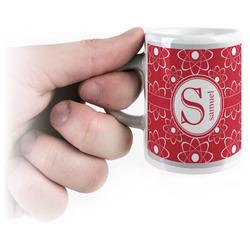 Atomic Orbit Espresso Cups (Personalized)