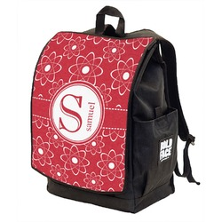 Atomic Orbit Backpack w/ Front Flap  (Personalized)