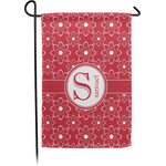 Atomic Orbit Garden Flag - Single or Double Sided (Personalized)
