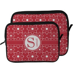 Atomic Orbit Laptop Sleeve / Case (Personalized)