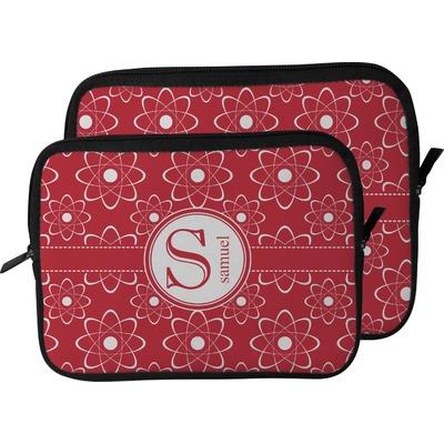 Atomic Orbit Laptop Sleeve / Case (Personalized)