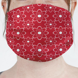 Atomic Orbit Face Mask Cover (Personalized)
