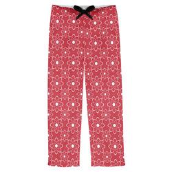 Atomic Orbit Mens Pajama Pants (Personalized)