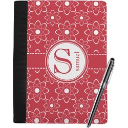Atomic Orbit Notebook Padfolio (Personalized)