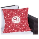 Atomic Orbit Outdoor Pillow (Personalized)