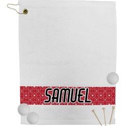 Atomic Orbit Golf Towel (Personalized)