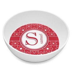 Atomic Orbit Melamine Bowl 8oz (Personalized)