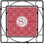 Atomic Orbit Square Trivet (Personalized)