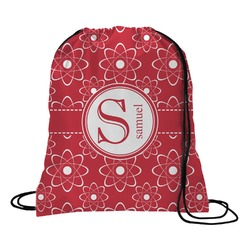 Atomic Orbit Drawstring Backpack (Personalized)