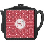 Atomic Orbit Teapot Trivet (Personalized)
