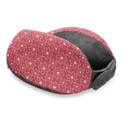 Atomic Orbit Travel Neck Pillow (Personalized)