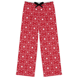 Atomic Orbit Womens Pajama Pants (Personalized)
