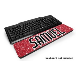 Atomic Orbit Keyboard Wrist Rest (Personalized)