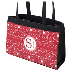 Atomic Orbit Zippered Everyday Tote (Personalized)