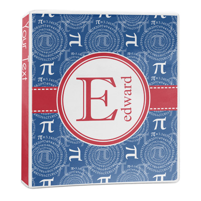 PI 3-Ring Binder - 1 inch (Personalized)