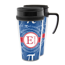 PI Acrylic Travel Mugs (Personalized)