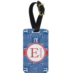 PI Aluminum Luggage Tag (Personalized)