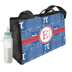PI Diaper Bag w/ Name and Initial