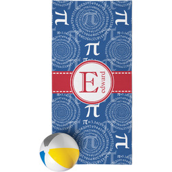 PI Beach Towel (Personalized)
