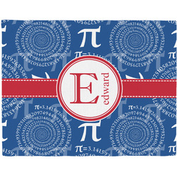 PI Woven Fabric Placemat - Twill w/ Name and Initial