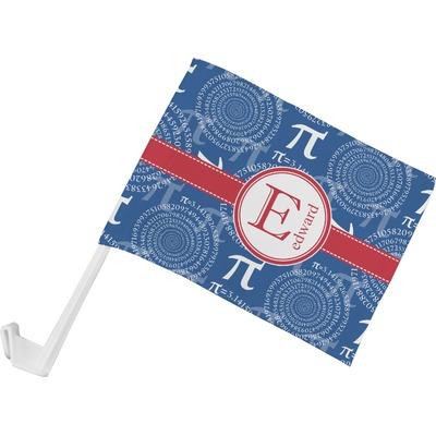 PI Car Flag (Personalized)