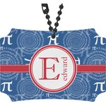 PI Rear View Mirror Ornament (Personalized)