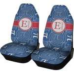 PI Car Seat Covers (Set of Two) (Personalized)